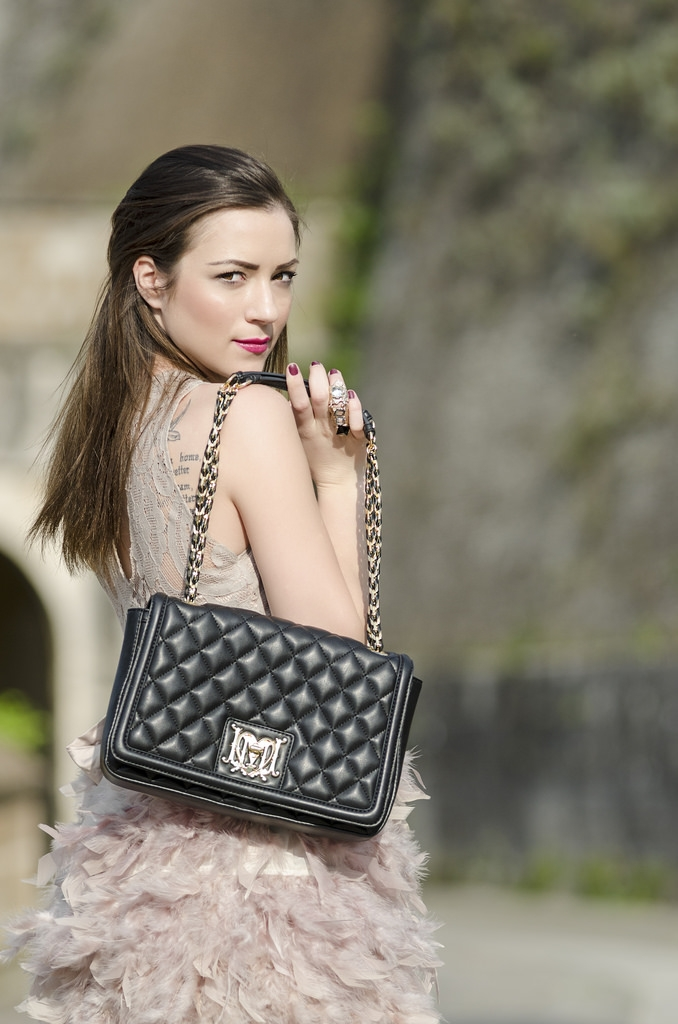 fashion blogger famose borsa moschino