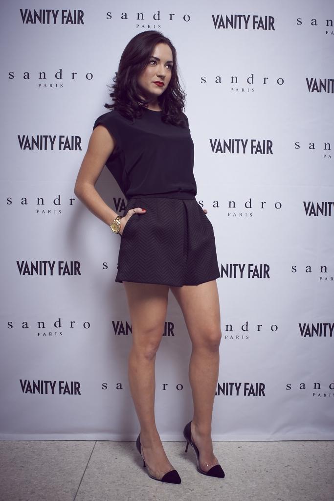 shooting fashion blogger vanity fair