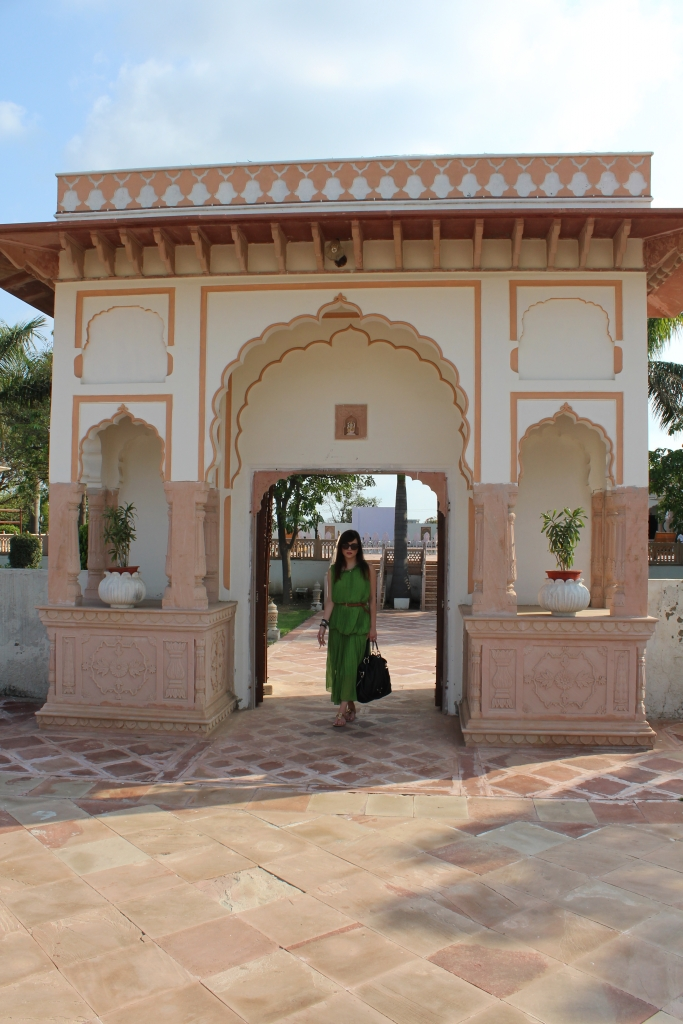 Agra Fashion blogger