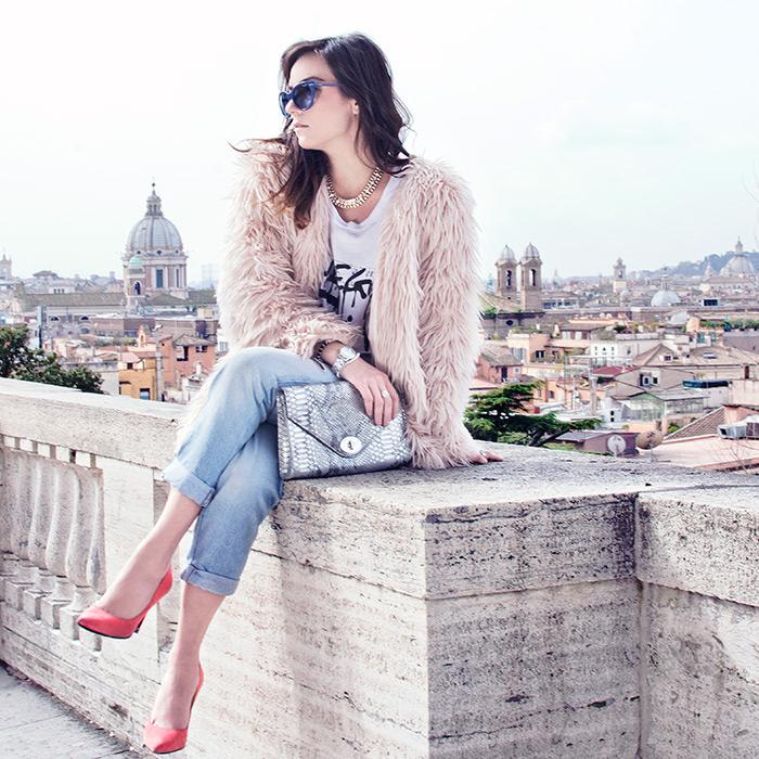 Fashion Blogger Vogue Eyewear