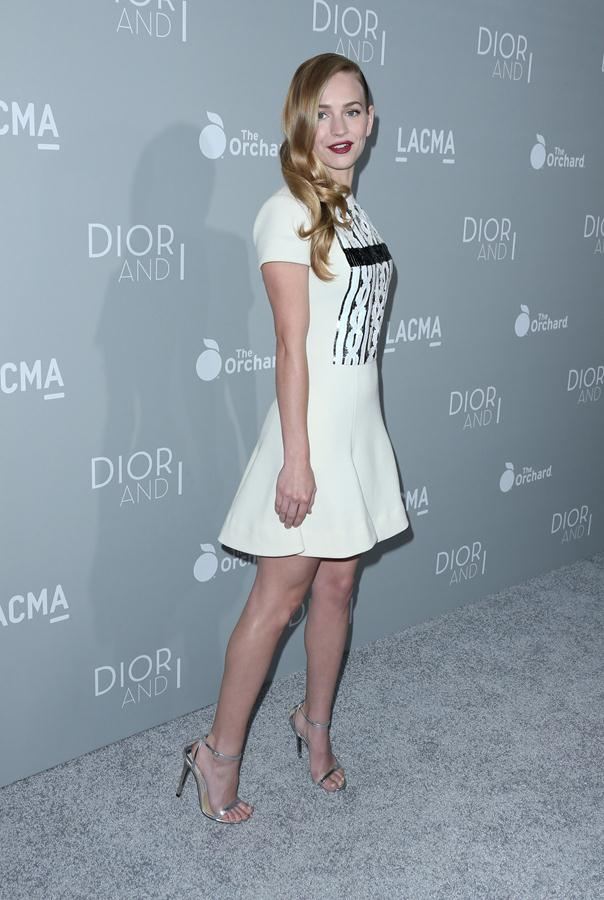 Los Angeles premiere of The Orchard's 'DIOR & I' held at LACMA  Featuring: Britt Robertson Where: Los Angeles, California, United States When: 15 Apr 2015 Credit: FayesVision/WENN.com