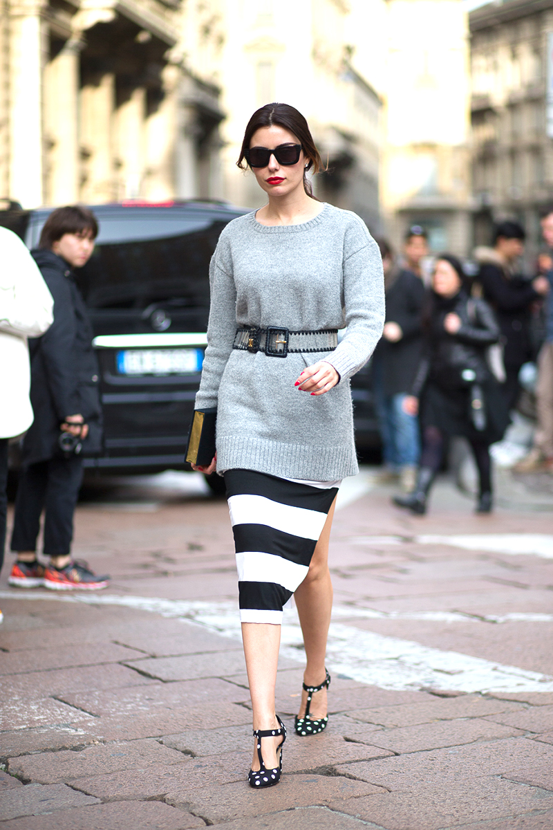 Best Summer Street Style From Milan Fashion Week Spring Summer 2016 The Fashion Coffee