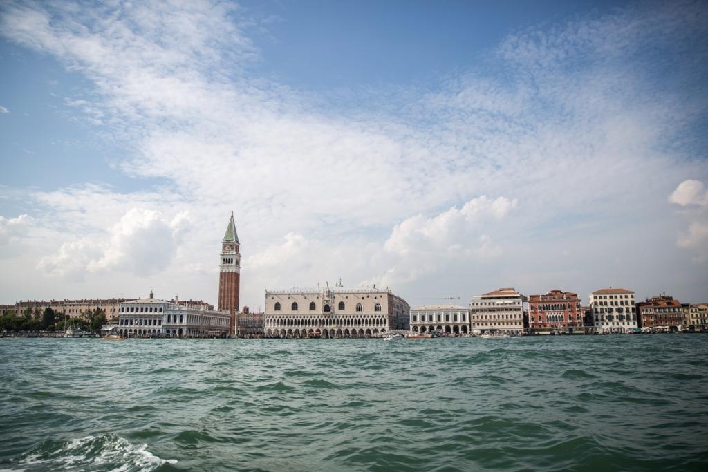 piazza san marco venezia canal grande