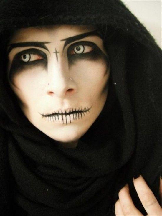 Halloween Idee.40 Makeup Halloween Trucco Per Halloween 40 Idee
