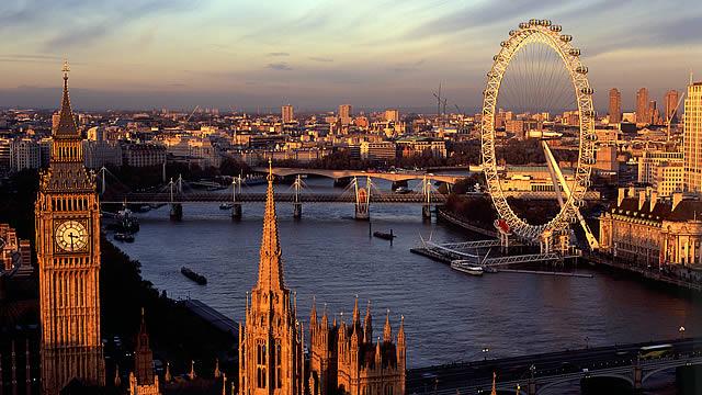 Londra per un salto a Canary Warf.
