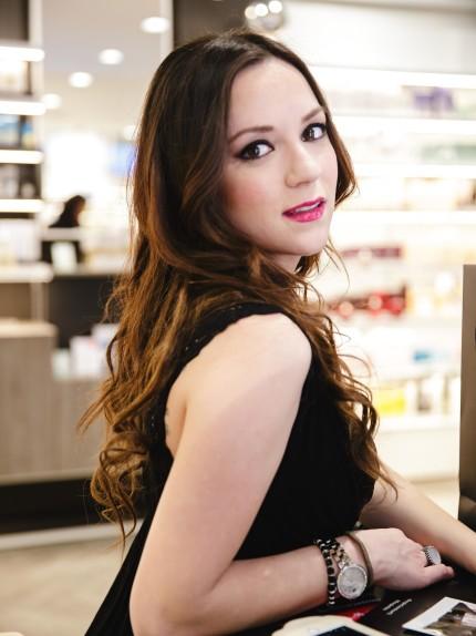 beauty blogger martina corradetti