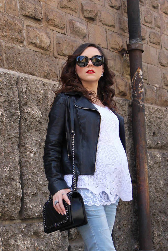 outfit gravidanza fashion blogger