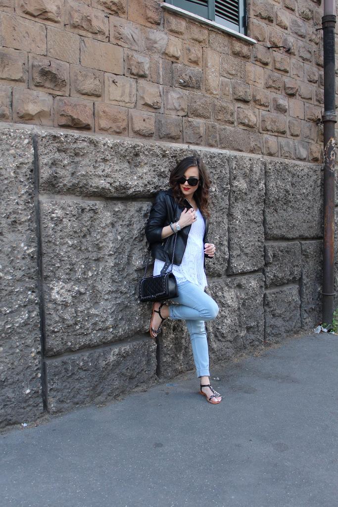 Rome fashion blogger