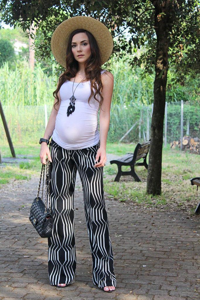 outfit gravidanza