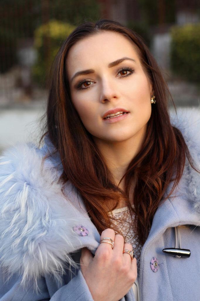 azure coat