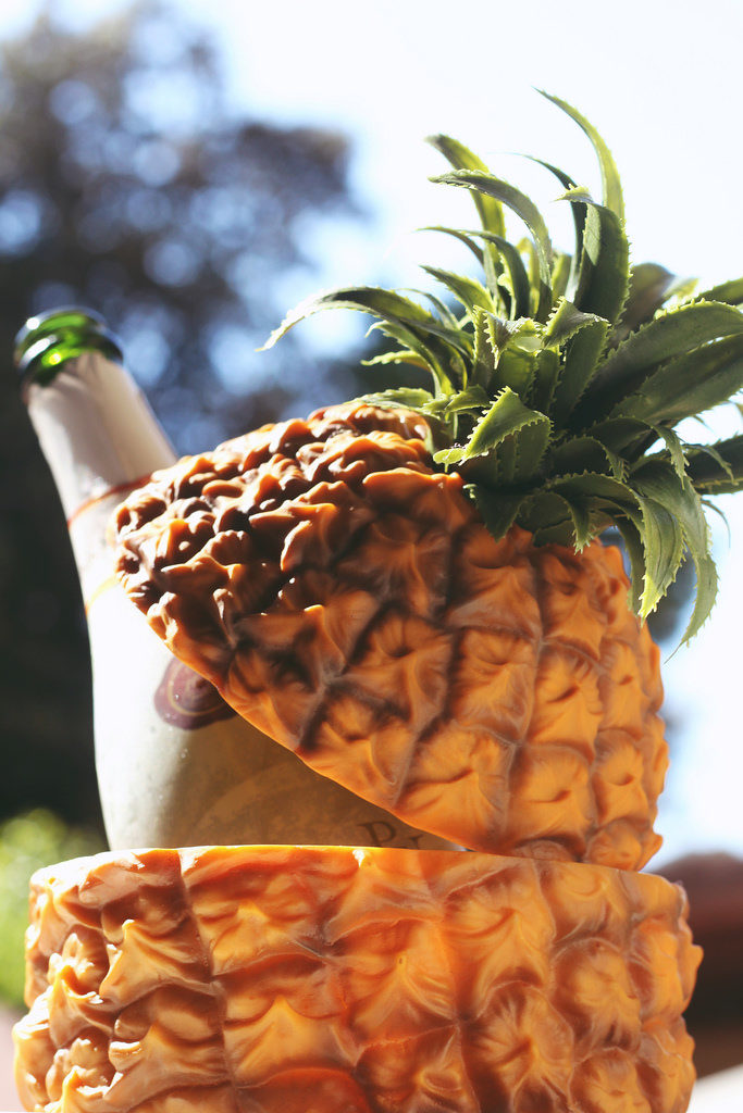 idee regalo ananas