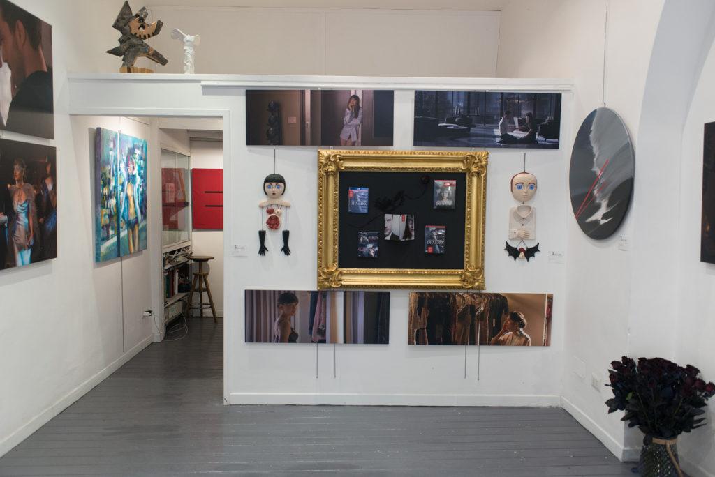 Galleria Vittoria e 50 sfumature di arte