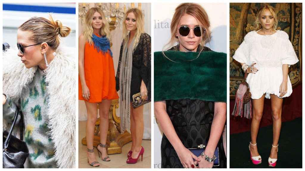 Olsen Twins best looks