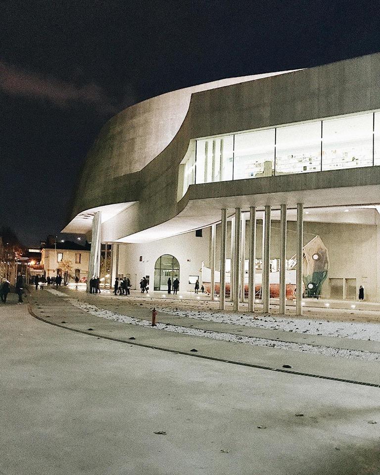 Maxxi museo moderno