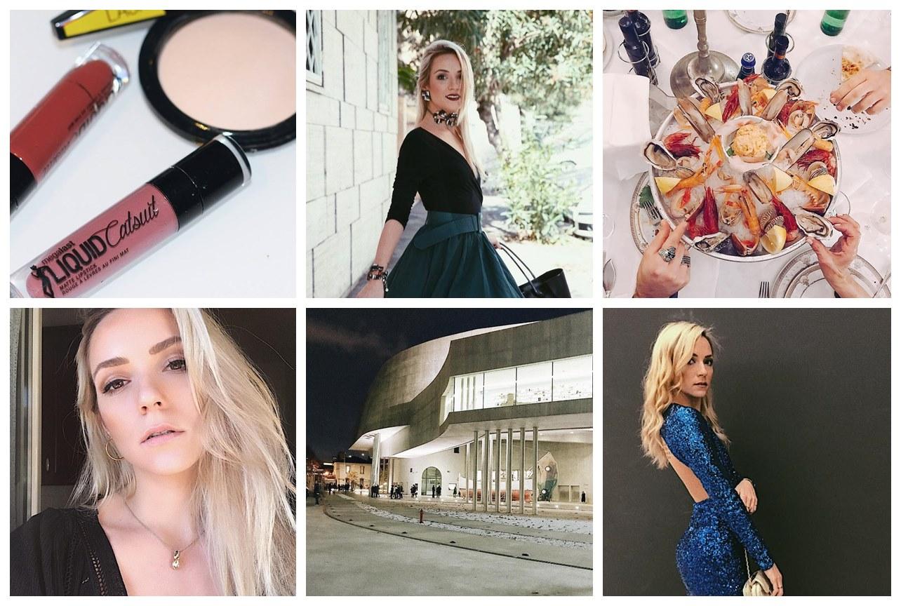 November update fashion blogger