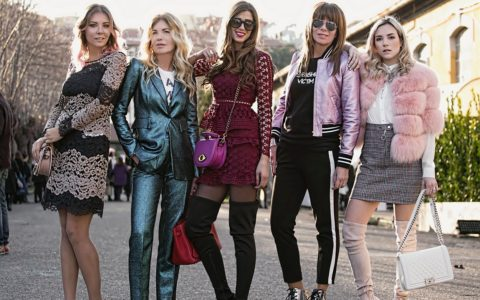 fashion influencer blogger