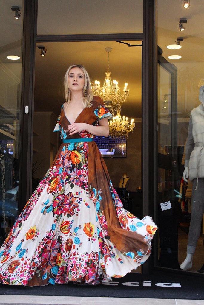 maxi dresses abito sfizio fashion blogger roma