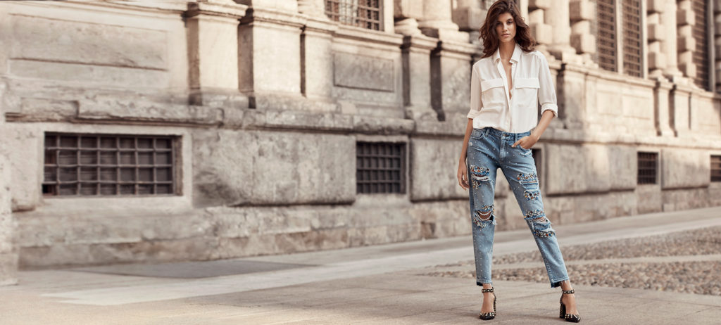 come indossare jeans primavera estate 2018