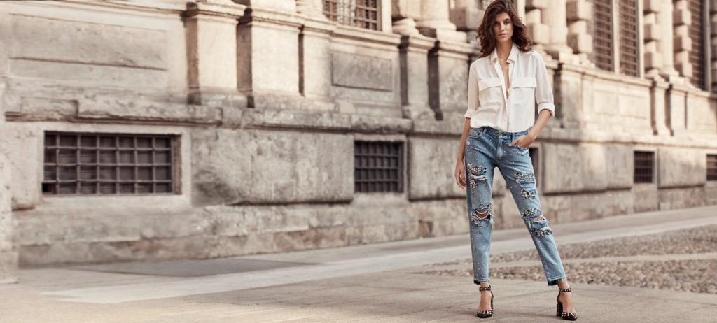 come indossare jeans primavera estate 2018