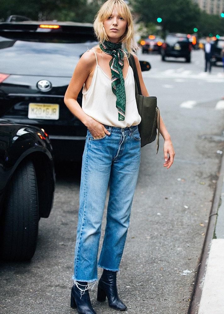Streetstyle Jeans Primavera Estate 2018