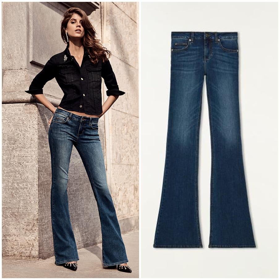 Jeans a zampa Jeans Primavera Estate 2018
