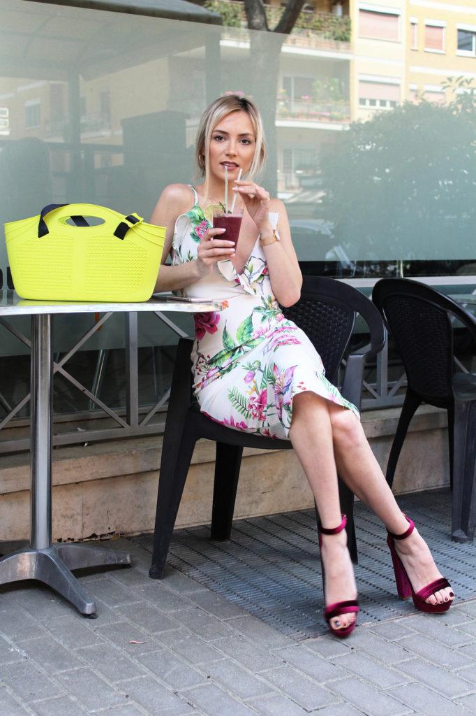 top fashion blogger roma