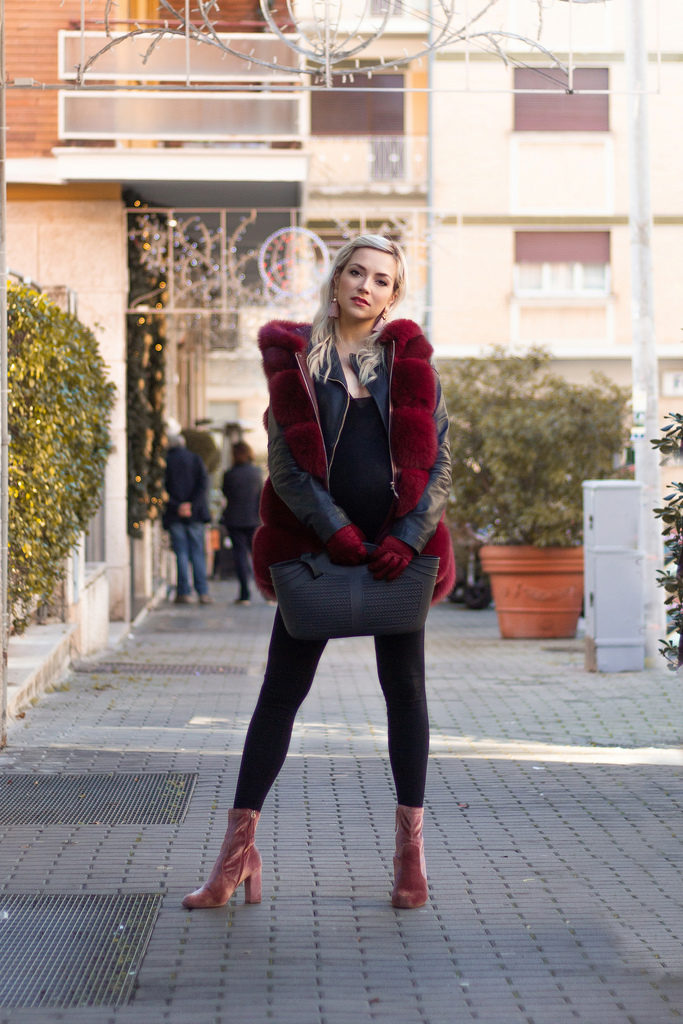 fashion influencer roma