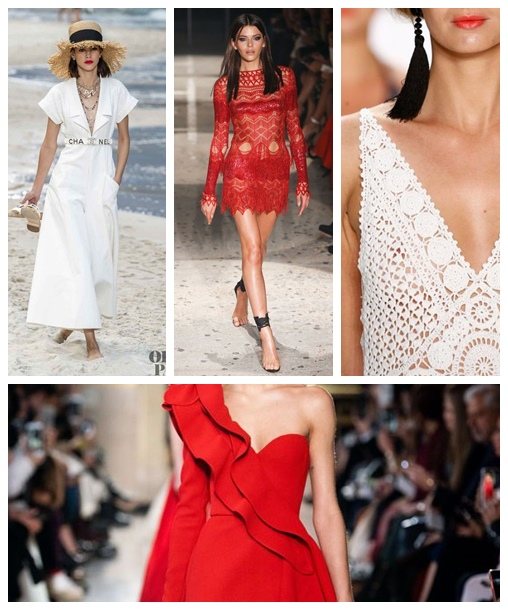 tendenze moda Primavera estate 2019