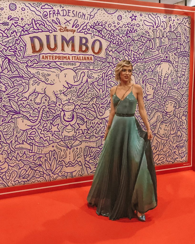 Dumbo premiere roma Red carpet
