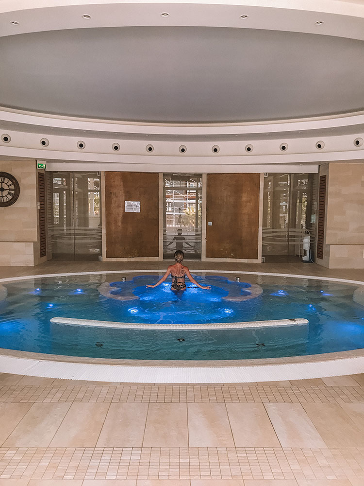 Spa dell' Hotel Corallo Riccione